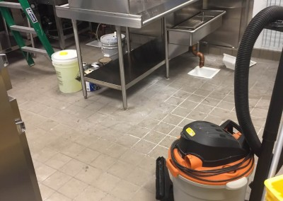 Cleaning Job by White Glove Cleaning Service